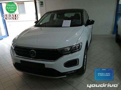 usata VW T-Roc 1.6tdi business+active+InfoDisp