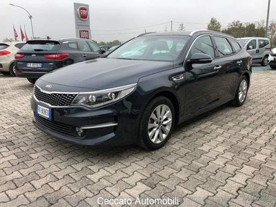gebraucht Kia Optima 1.7 CRDi Stop&Go Sportswagon Busin...