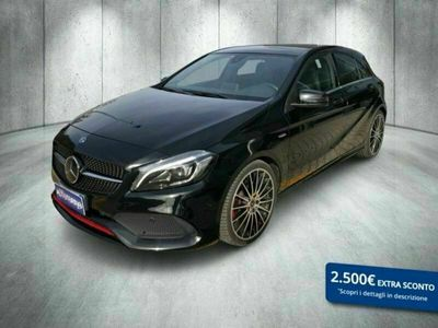usata Mercedes A250 Classe A A 250Supersport 4matic auto