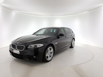 usata BMW 525 SERIE 5 TOURING Serie 5 (f10/f11) d Xdrive Touring Msport