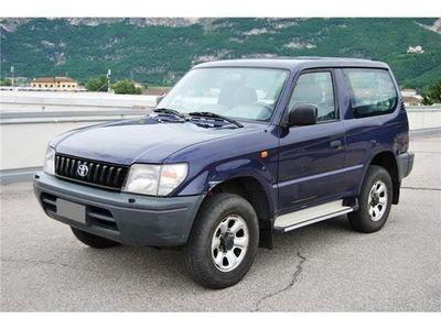 usata Toyota Land Cruiser Cruiser 3.0 Turbodiesel 3 Porte Kzj90 Std Usato