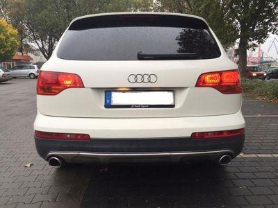 usata Audi Q7 3.0 TDI 240 CV clean diesel quattro tip. Advanced Plus del 2008 usata a Torino