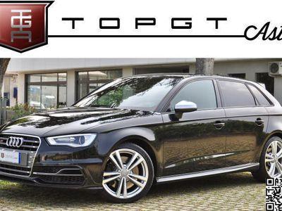 usata Audi S3 SPB 2.0 TFSI quattro S tronic Unicopropr.,PERMUT