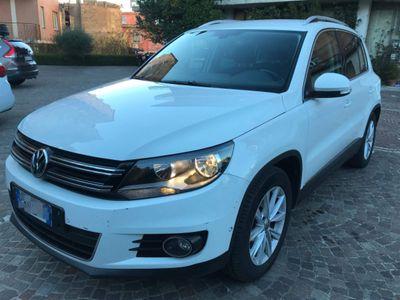 usata VW Tiguan 2.0 TDI 140 CV Sport & Style BlueMotion Technology