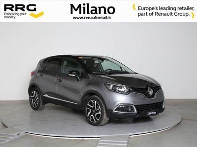 usata Renault Captur 1.5 dCi 8V 90 CV EDC Energy R-Link