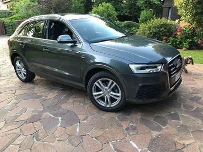 usata Audi Q3 2.0 TDI 184 CV S tronic quattro editi