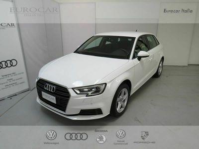 usata Audi A3 Sportback 30 1.0 tfsi Business 116cv s-tronic my19