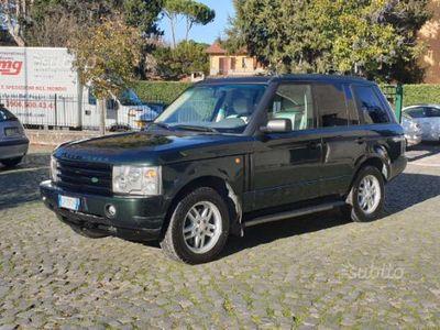 brugt Land Rover Range Rover Range Rover 3.0 Td6 Vogue Legno
