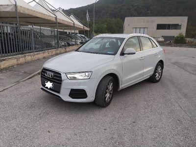 usata Audi Q3 VETTURA UNICO PROPRIETARIO BELLISSIMA 4X4