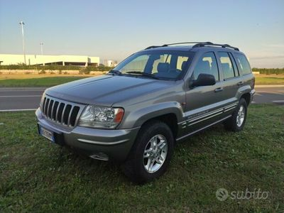 usata Jeep Grand Cherokee 4.7 V8