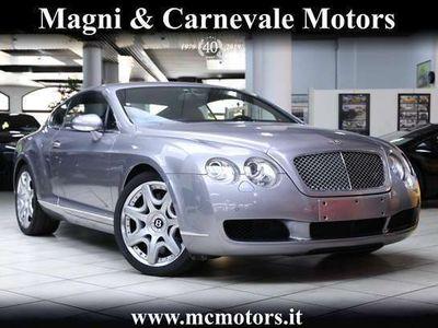 usata Bentley Continental GT - MULLINER PACK - UFFICIALE ITALIA - CRONOSERV