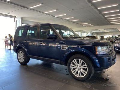 usata Land Rover Discovery 4 3.0 sdv6 245cv se solo rivenditori