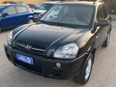 usata Hyundai Tucson GPL 4WD Anno 2007 Full Optional