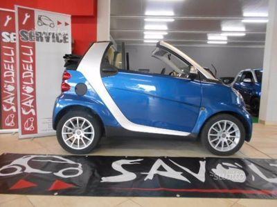 usata Smart ForTwo Cabrio fortwo 1000 62 kW cabrio passion