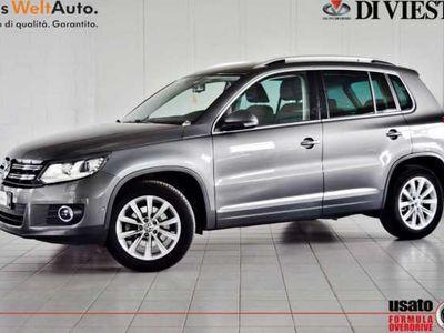 brugt VW Tiguan 2.0 TDI 150 CV Sport & Style BlueMotion Technology del 2015 usata a Torino