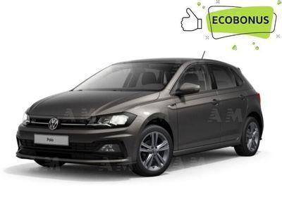 usata VW Polo 1.6 TDI 95 CV DSG 5p Comfortline BlueMotion Tech. nuova a Reggio nell'Emilia
