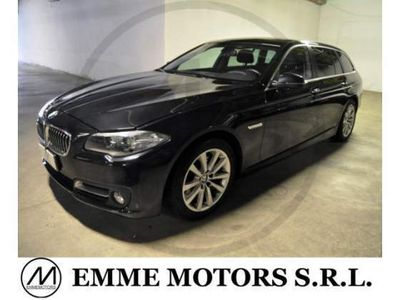 usata BMW 530 d Touring Luxury -