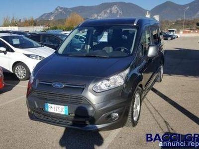 brugt Ford Tourneo Connect7 1.5 TDCi 120 CV Powershift Titanium del 2017 usata a Perugia