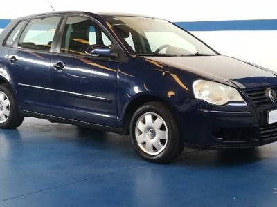 gebraucht VW Polo 1.2 12v 5porte km155702-2005 euro4