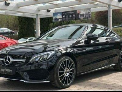 usata Mercedes C220 d Auto Coupé Premium