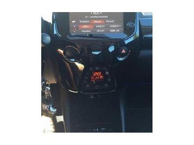 usata Toyota Aygo 1.0 VVT-i 69 CV 5 porte x-cite MMT