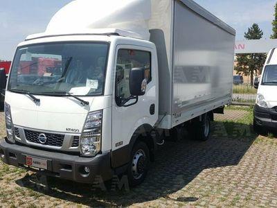 usata Nissan Cabstar 35.15 3.0 TDI PL-DC-RG Cabinato Smart nuova a Verdellino