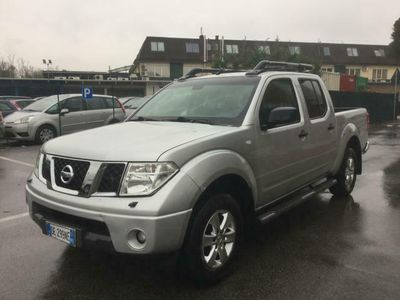 usata Nissan Navara 2.5 dCi 4 porte Double Cab LE
