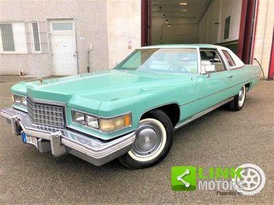 usata Cadillac Deville Coupe Coupè 8.2 8200