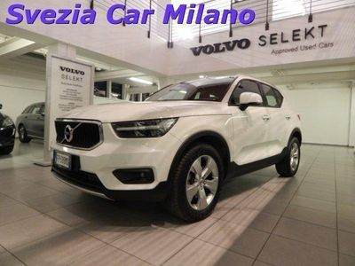 brugt Volvo XC40 D4 AWD Geartronic Momentum rif. 10930180