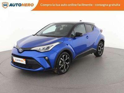 usata Toyota C-HR 2.0 Hybrid E-CVT Trend - CONSEGNA A CASA GRATIS