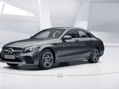 usata Mercedes C220 CLASSE C BERLINAd Auto 4MATIC Premium