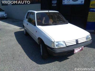 used Peugeot 205 1.1i cat 3 porte Look