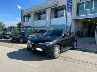 usata Alfa Romeo Stelvio executive 2.2 mj 210cv at8 q4