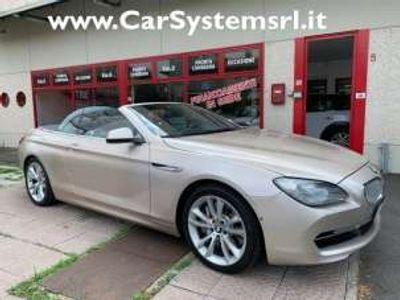 usata BMW 650 Cabriolet i futura cv 407 benzina