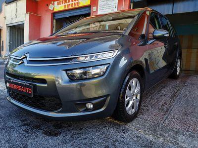 used Citroën Grand C4 Picasso BlueHDi 120 cv Automatica Navi Gancio traino