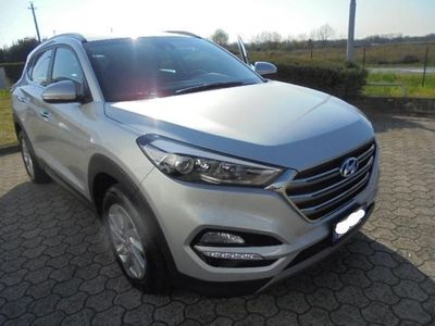 second-hand Hyundai Tucson 1.7 CRDi DCT XPossible 2wd