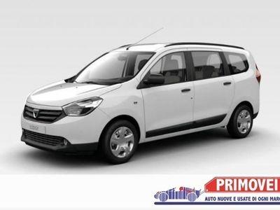 usata Dacia Lodgy 1.6 SCe110 LPG s & s Climate Radio BTH