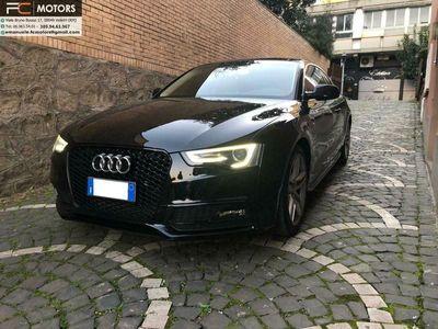 usata Audi A5 1.8 TFSI 170 CV S-line