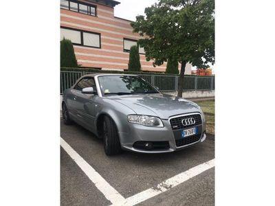 usata Audi A4 Cabriolet 2.0 TDI F.AP. Top plus