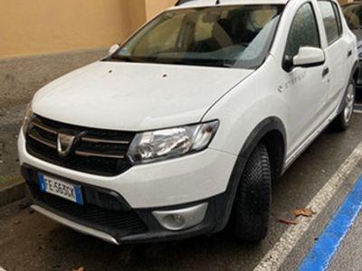 usata Dacia Sandero stepway