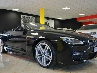 used BMW 640 Cabriolet d M-SPORT **FULL FULL OPTIONAL**