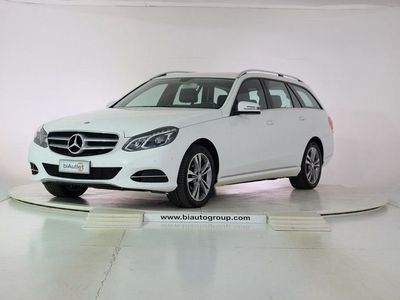 used Mercedes E250 CDI S.W. 4Matic Sport