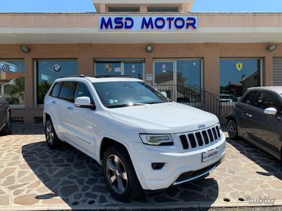 used Jeep Cherokee GRAN3.0 CRD 250cv OVERLAND AZIENDAL