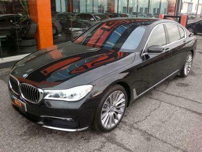 usata BMW 730 Serie 7 d xDrive Luxury
