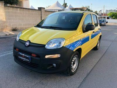 usata Fiat Panda 1.3 MJT 15 DISP SOCCORSO STRADALE Van 2 posti