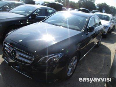 usado Mercedes E200 150cv ss auto sport 4p.(navi-cruise-fari led) diesel