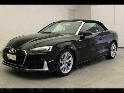 usata Audi A5 Cabriolet 40 TDI S tronic Design nuova a Brescia