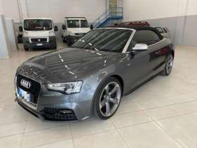 usata Audi A5 Cabriolet 2.0 TDI clean diesel quattro edition Diesel