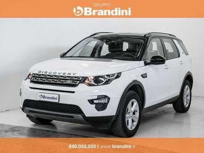 usata Land Rover Discovery Sport Diesel 2.0 td4 Pure awd 180cv auto discovery sp. 2.0 td4 Pure awd 180cv auto