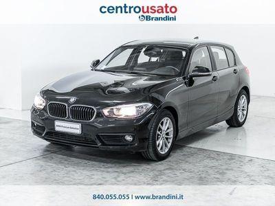 usata BMW 118 Serie 1 F/20-21 2015 d Advantage 5p auto